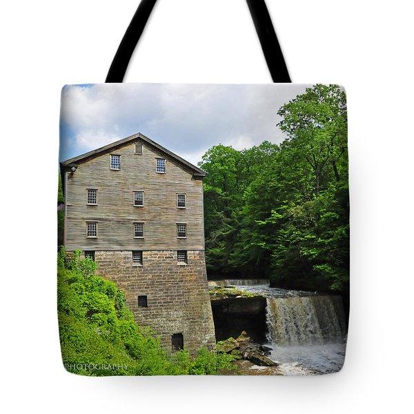 D9e-28 Lantermans Mill Photo Tote Bag