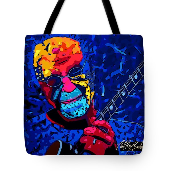 Larry Carlton Tote Bag