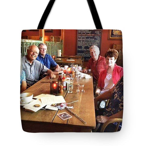 Lassen Hall Reunion Tote Bag