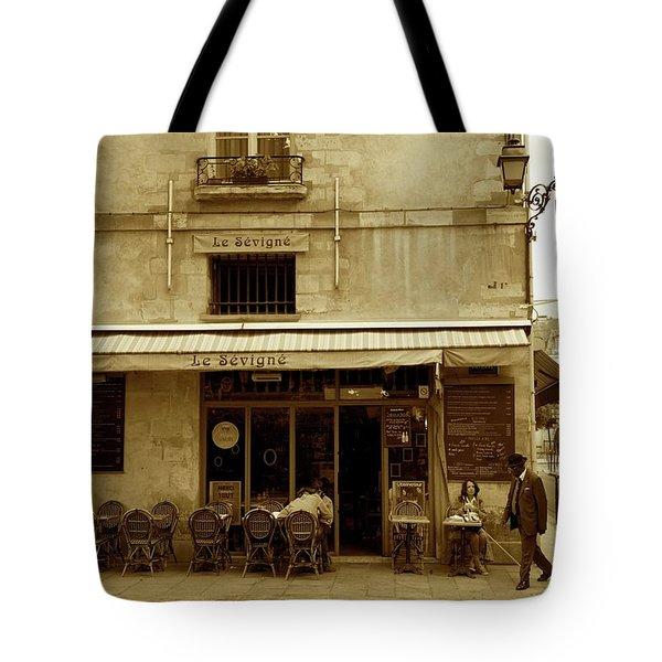 Le Sevigne Tote Bag