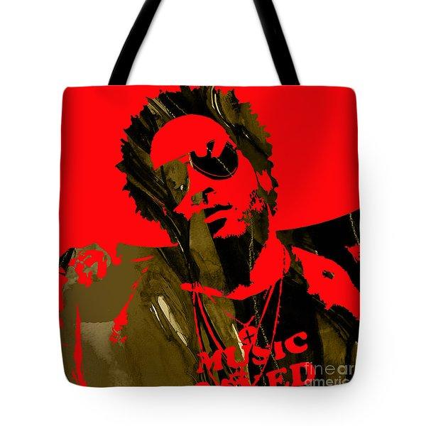 Lenny Kravitz Collection Tote Bag