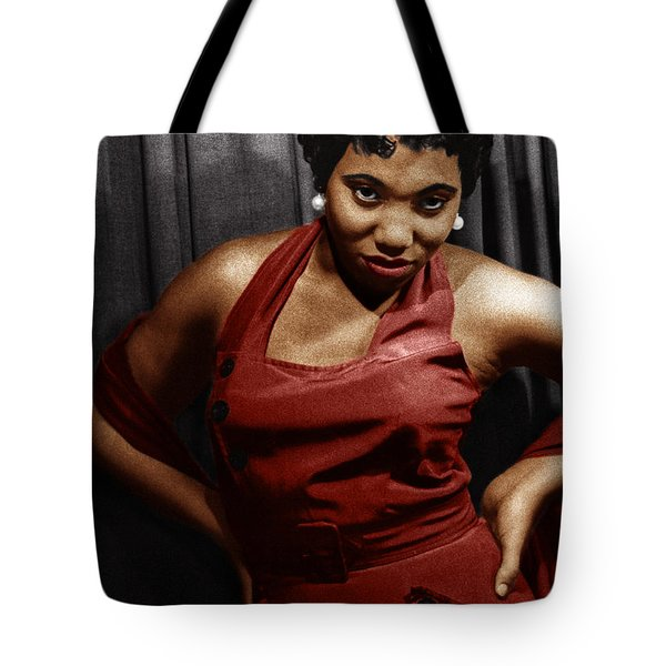 Tote Bag featuring the photograph Leontyne Price by Granger