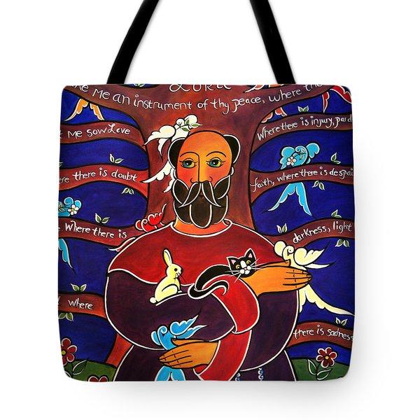 Let Me Sow Love Tote Bag