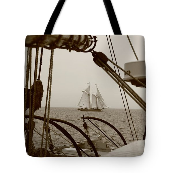 Lewis R French Tote Bag