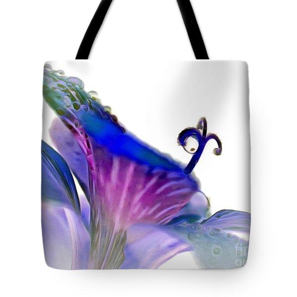 Life In Bloom Tote Bag