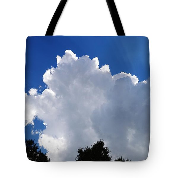 Light And Shadows Tote Bag by Warren Thompson