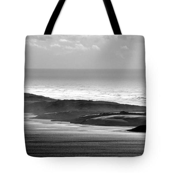 Light On The Dunes Tote Bag