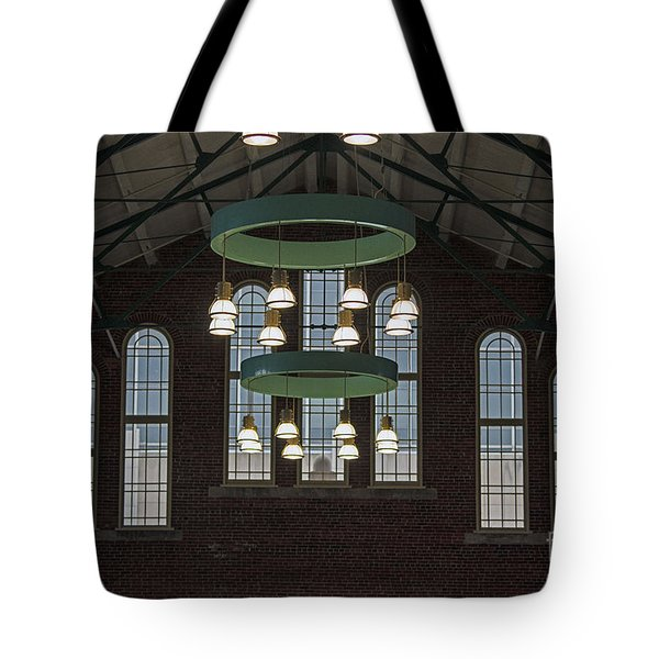 Lights Tote Bag by Joseph Yarbrough