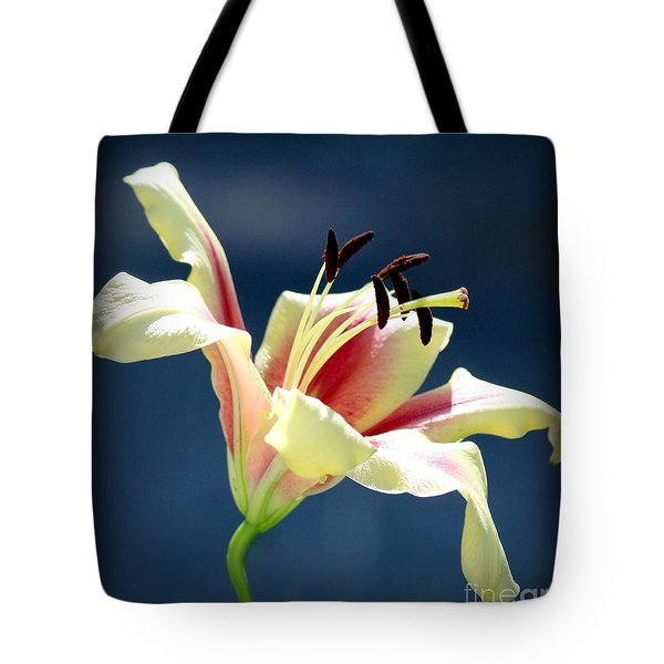 Lily Tote Bag by Irina Hays