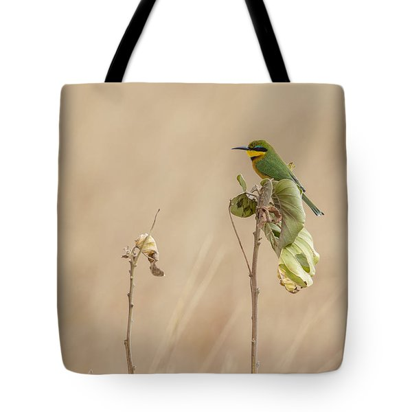 Little Bee-eater Tote Bag by Kathy Adams Clark