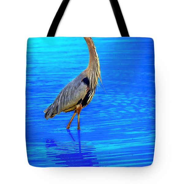 Tote Bag featuring the photograph Little Boy Blue 2 by Brian Stevens