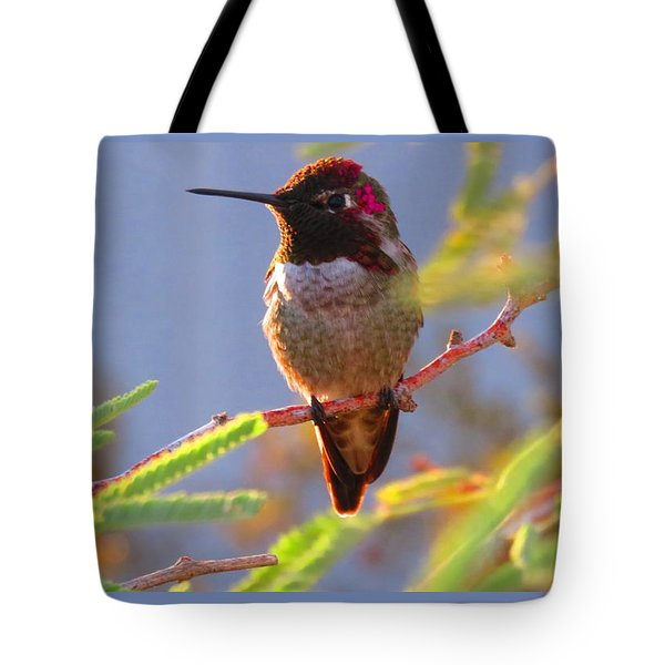Little Jewel With Wings Sixth Version Tote Bag