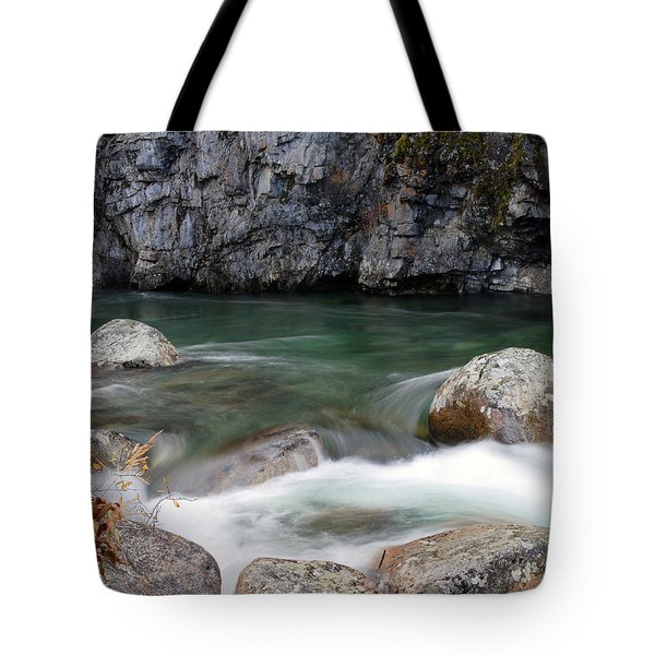 Little Susitna River Tote Bag
