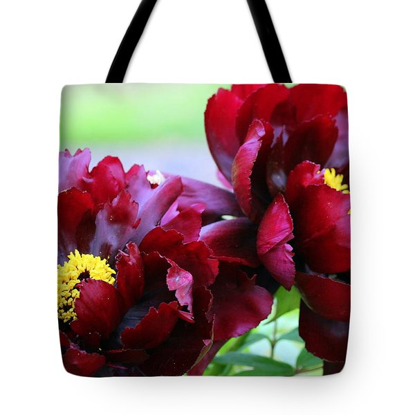 Tote Bag featuring the photograph Living Large by Deborah  Crew-Johnson