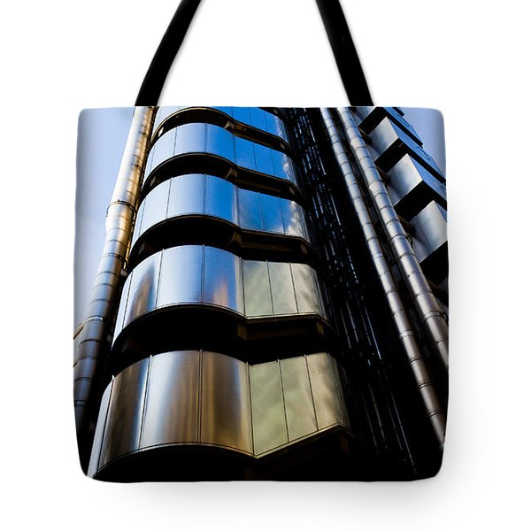 Lloyds Of London  Tote Bag by David Pyatt