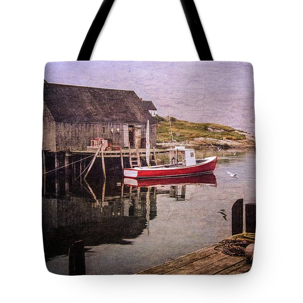 On The Waterfront Tote Bag