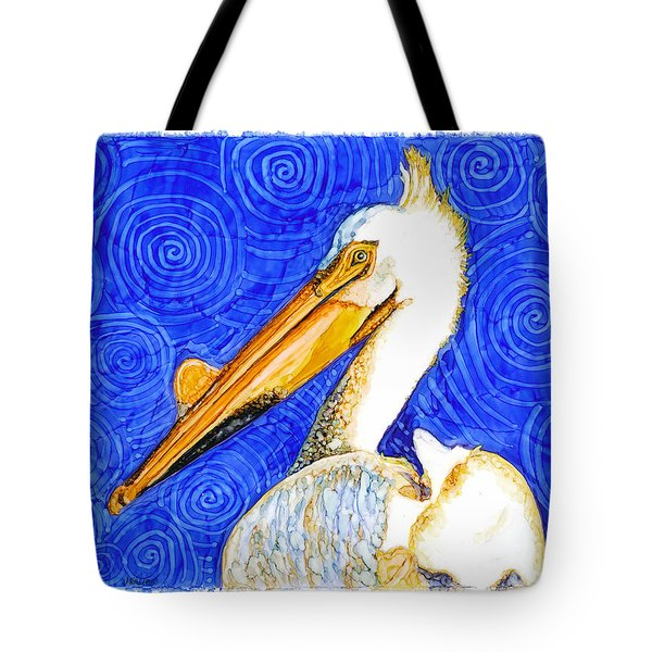 Looking Back Tote Bag