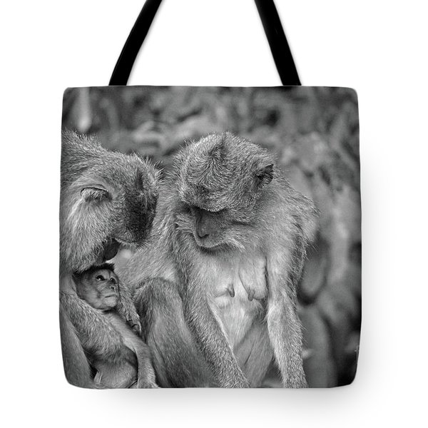 Love Tote Bag by Cassandra Buckley