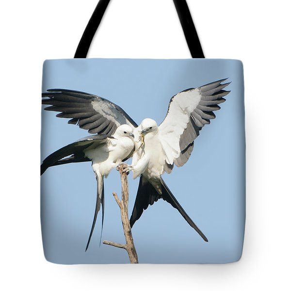 Love Lizard Tote Bag by Jim Gray