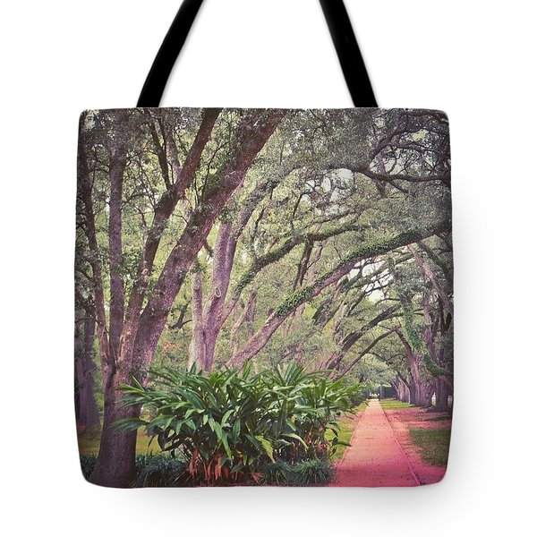 Love The #liveoak #trees And This Tote Bag