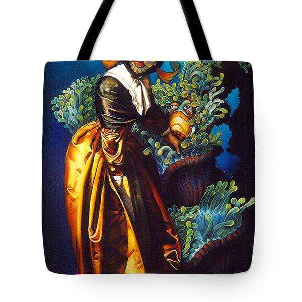 Love Thine Anemone Tote Bag by Patrick Anthony Pierson