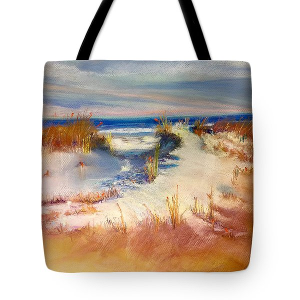 Lovers Key Tote Bag