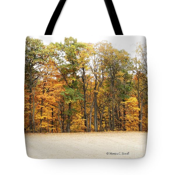 M Landscapes Fall Collection No. Lf64 Tote Bag