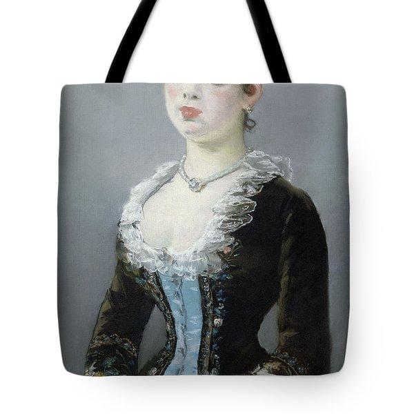 Madame Michel-levy Tote Bag