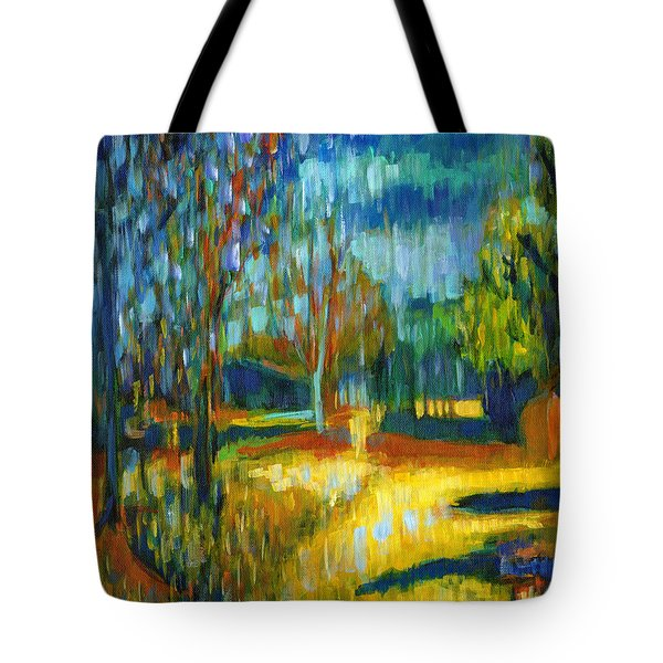 November Full Moon Tote Bag