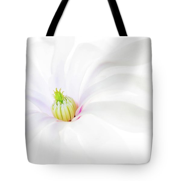 Tote Bag featuring the photograph Magnolia by Rebecca Cozart