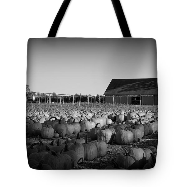 Make Way For Pumpkins Tote Bag