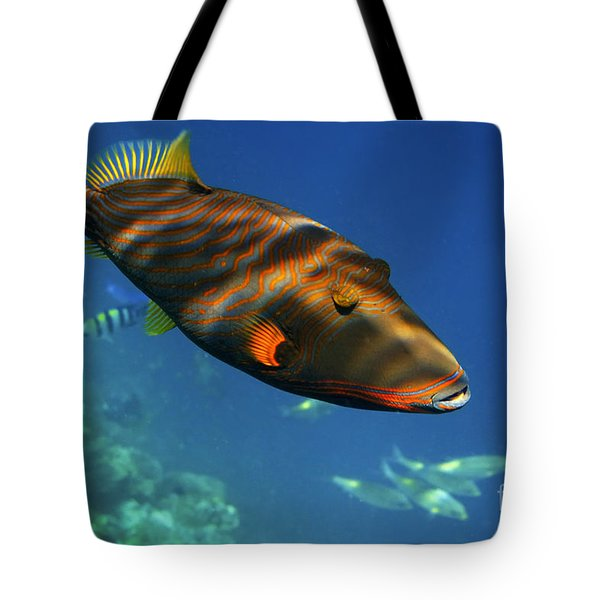 Tote Bag featuring the photograph Maldives by Juergen Held