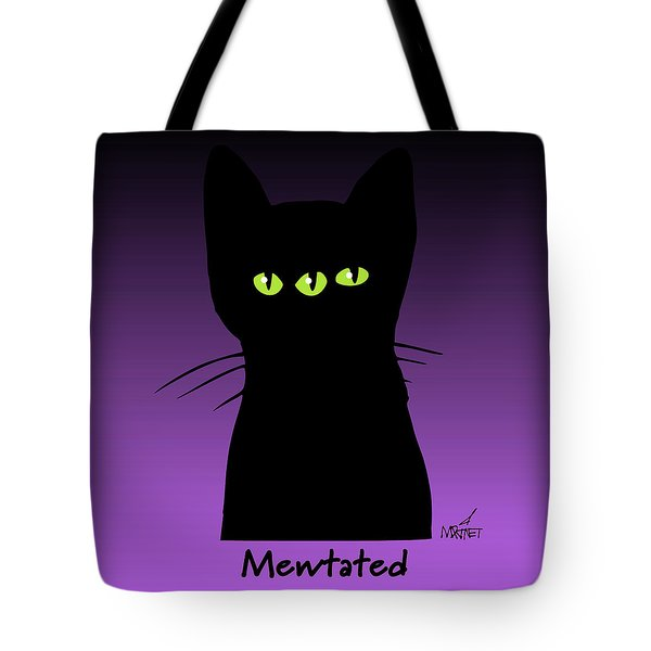 Mewtated Tote Bag