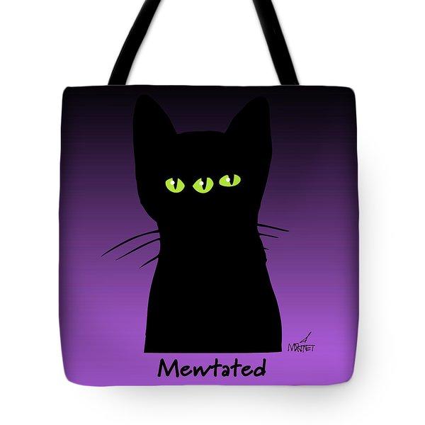 Mewtated Tote Bag