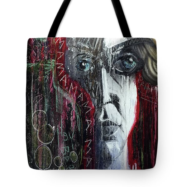 Tote Bag featuring the photograph Mama by Rick Baldwin