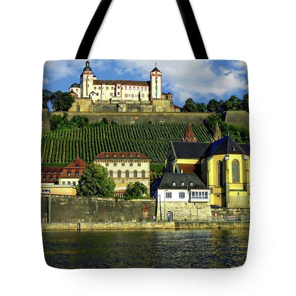 Marienberg Fortress Tote Bag