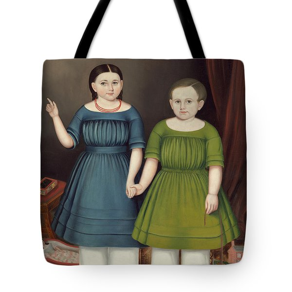 Mary And Francis Wilcox Tote Bag