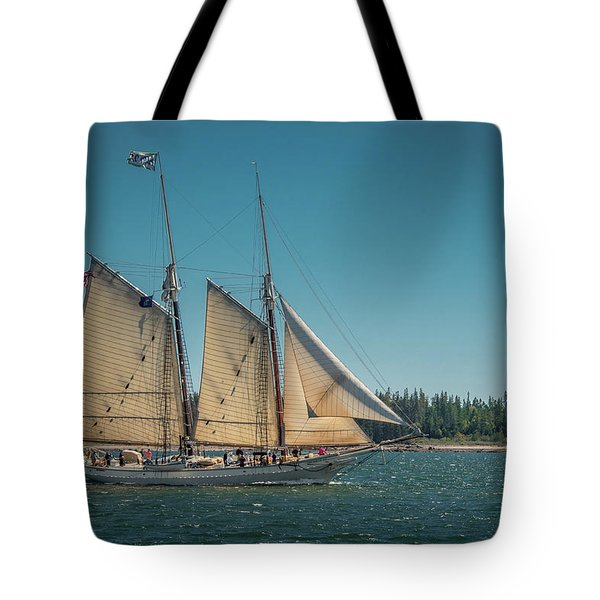 Mary Day Tote Bag by Fred LeBlanc