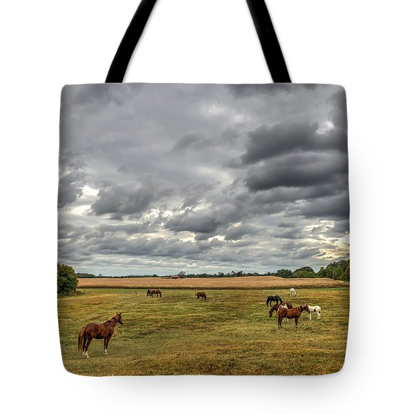 Maryland Pastures Tote Bag