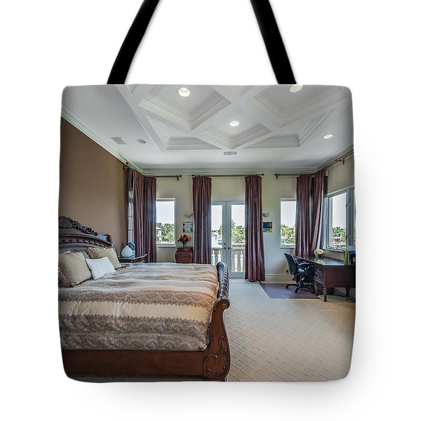 Master Bedroom Tote Bag