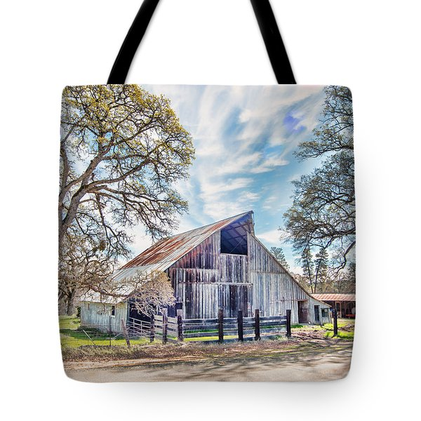 Mccourtney Barn Tote Bag