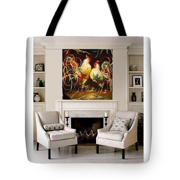 Meeting Tote Bag