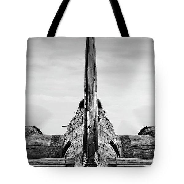 Memphis Belle Tote Bag