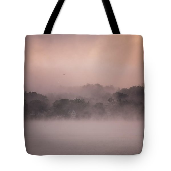 Tote Bag featuring the photograph Meredith New Hampshire by Robert Clifford
