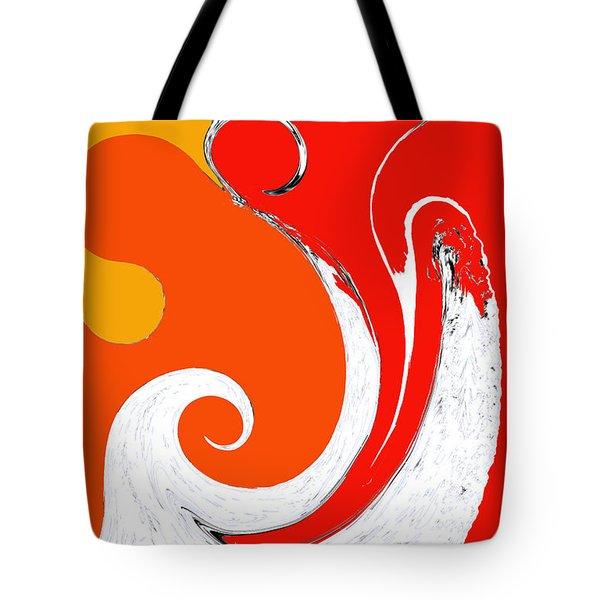 Liquid Wonders Tote Bag by Fei A