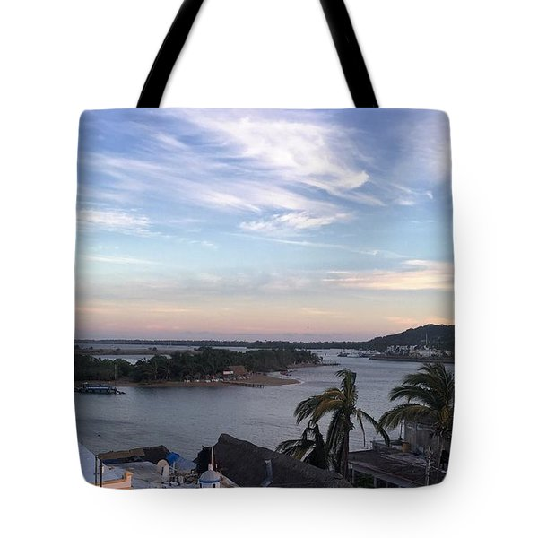 Tote Bag featuring the photograph Mexico Memories by Victor K