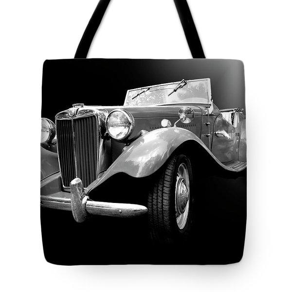 Mg-td Tote Bag
