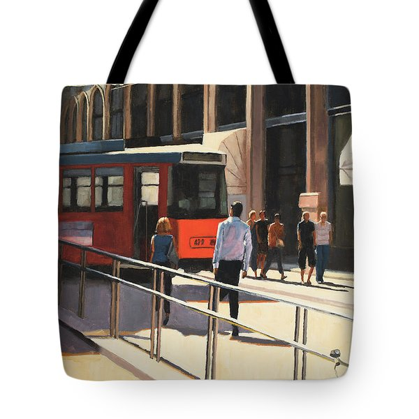 Milan Trolley Tote Bag