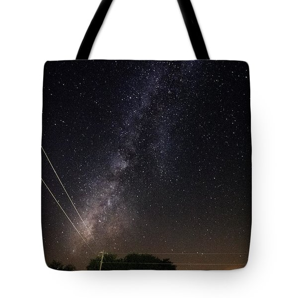 Milky Way Tote Bag