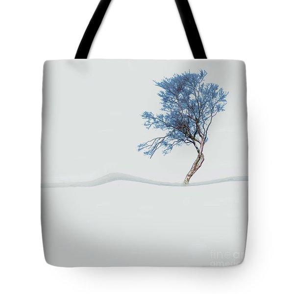 Mindfulness Tree Tote Bag
